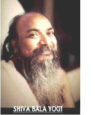 Shiva Bala Yogi  The Living Yogi - Mediation Methods
